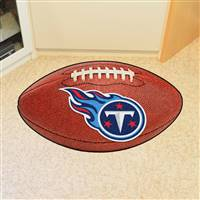 "Tennessee Titans Football Rug 22""x35"""