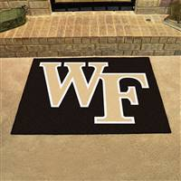 "Wake Forest Demon Deacons All-Star Rug 34""x45"""