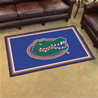 "Florida Gators 4x6 Area Rug 46""x72"""