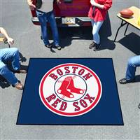 "Boston Red Sox Tailgating Mat 60""x72"""