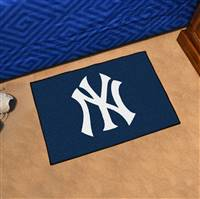 "New York Yankees Starter Rug 20""x30"""