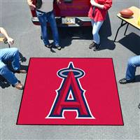 "Los Angeles Anaheim Angels Tailgating Mat 60""x72"""