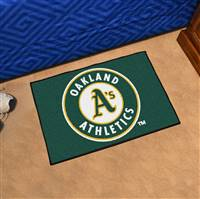 "Oakland Athletics Starter Rug 20""x30"""