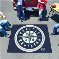 "Seattle Mariners Tailgating Mat 60""x72"""