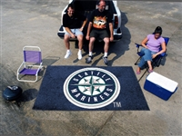 "Seattle Mariners Ulti-Mat Tailgating Mat 60""x96"""