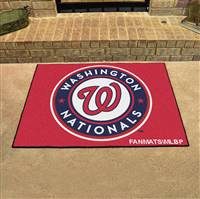 "Washington Nationals Allstar Rug 34""x45"""