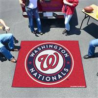 "Washington Nationals Tailgating Mat 60""x72"""