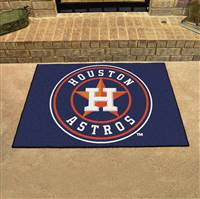 "Houston Astros Allstar Rug 34""x45"""
