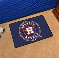 "Houston Astros Starter Rug 20""x30"""