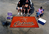 "Houston Astros Ulti-Mat Tailgating Mat 60""x96"""