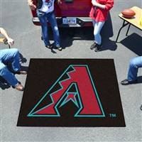 "Arizona Diamondbacks Tailgating Mat 60""x72"""