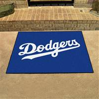 "Los Angeles Dodgers Allstar Rug 34""x45"""