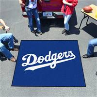 "Los Angeles Dodgers Tailgating Mat 60""x72"""