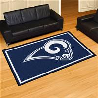 "St Louis Rams 5x8 Area Rug 60""x92"""