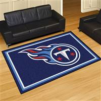 "Tennessee Titans 5x8 Area Rug 60""x92"""