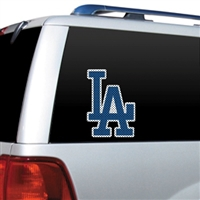 Los Angeles Dodgers Diecut Window Film