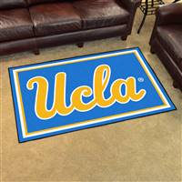 "UCLA Bruins 4x6 Area Rug 46""x72"""