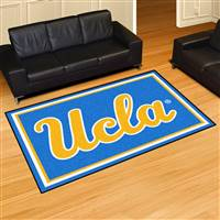 "UCLA Bruins 5x8 Area Rug 60""x92"""