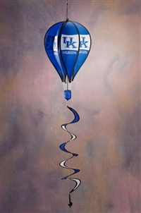Kentucky Wildcats Hot Air Balloon Spinner