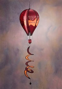 Virginia Tech Hokies Hot Air Balloon Spinner