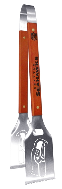 Sportula Seattle Seahawks Grill-A-Tongs