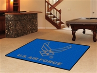 "U.S. Air Force 5x8 Area Rug 60""x92"""