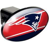New England Patriots Trailer Hitch Cover