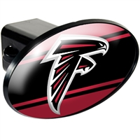 Atlanta Falcons Trailer Hitch Cover