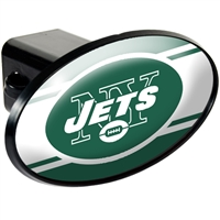 New York Jets Trailer Hitch Cover
