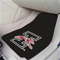 "Indianapolis Greyhounds 2-piece Carpeted Car Mats 18""x27"""