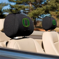 Oregon Ducks Headrest Covers Set Of 2