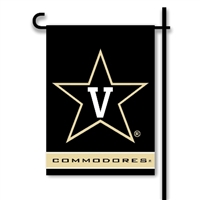 Vanderbilt Commodores 2-Sided Garden Flag