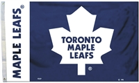 Toronto Maple Leafs 3 Ft. X 5 Ft. Flag W/Grommetts