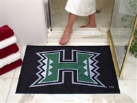 "Hawaii Warriors All-Star Rug 34""x45"""