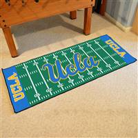 "UCLA Bruins Football Field Runner Mat 30""x72"""