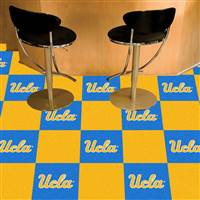 "UCLA Bruins Carpet Tiles 18""x18"" tiles, Covers 45 Sq. Ft."