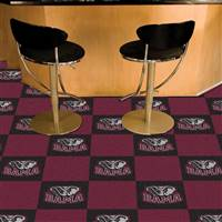 "Alabama Crimson Tide Carpet Tiles 18""x18"" tiles, Covers 45 Sq. Ft."