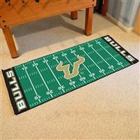 "South Florida Bulls Runner Mat 30""x72"""