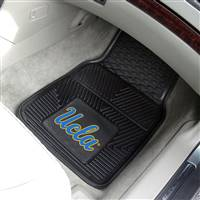 "UCLA Bruins Heavy Duty 2-Piece Vinyl Car Mats 18""x27"""