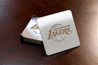 Sportula LA. Lakers Premium Stainless Steel Boasters - 4 Pack