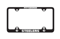Pittsburgh Steelers Laser License Plate Frame