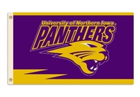 Northern Iowa 2-Sided 3 Ft. X 5 Ft. Flag W/Grommets