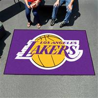 "Los Angeles Lakers Ulti-Mat Area Rug 60""x96"""