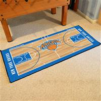 New York Knicks NBA Large Court Runner Mat 29.5x54