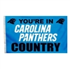 Carolina Panthers 3 Ft. X 5 Ft. Flag W/Grommetts