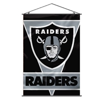 Oakland Raiders Wall Banner