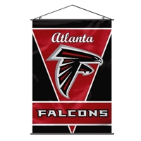 Atlanta Falcons Wall Banner