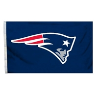 New England Patriots 3 Ft. X 5 Ft. Flag W/Grommetts