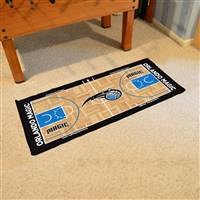 Orlando Magic NBA Court Runner Mat 24x44