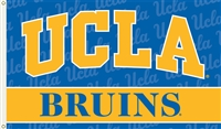 UCLA Bruins 3 Foot x 5 Foot Flag with Grommets
